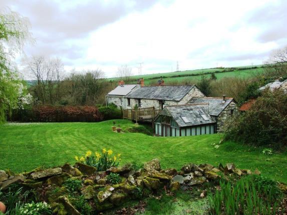 Thumbnail Barn conversion for sale in Delabole