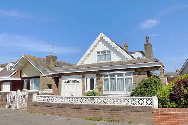 Thumbnail Detached bungalow for sale in Queensbury Road, Thornton-Cleveleys