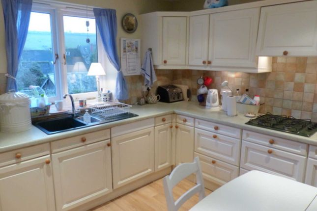 Thumbnail Town house for sale in Back Street, Modbury, Ivybridge