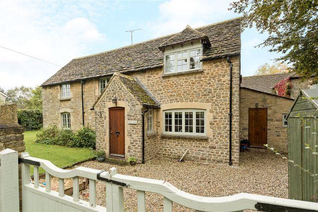 Thumbnail Detached house for sale in Gosditch, Ashton Keynes, Wiltshire