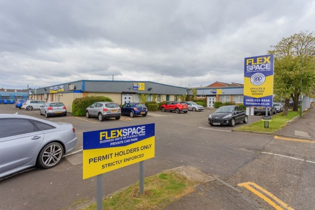 Office to let in Springkerse Industrial Estate, Whitehouse Road, Stirling