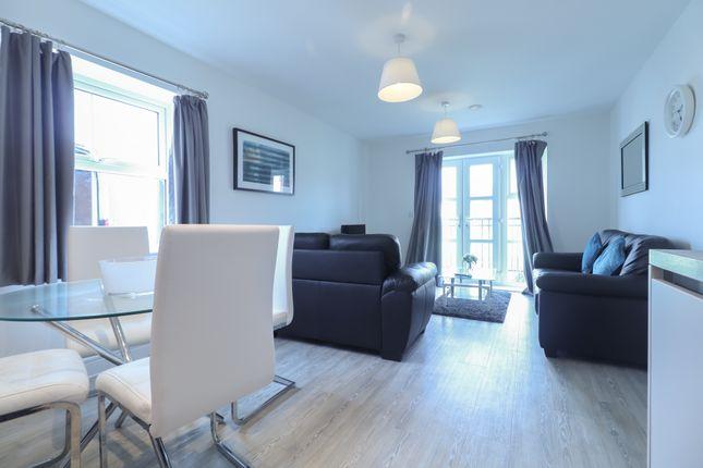 Thumbnail Flat to rent in Sopwith Drive, Farnborough