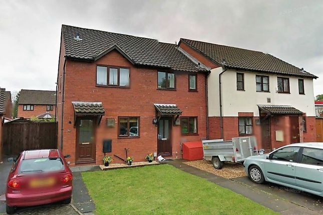 Thumbnail Link-detached house to rent in Porth Y Waun, Swansea