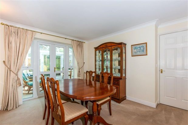 Dining Room of Johns Wood Close, Chorley PR7