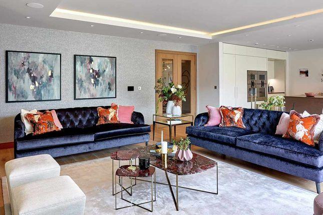 Flat for sale in Lockside House, Chelsea Creek, London