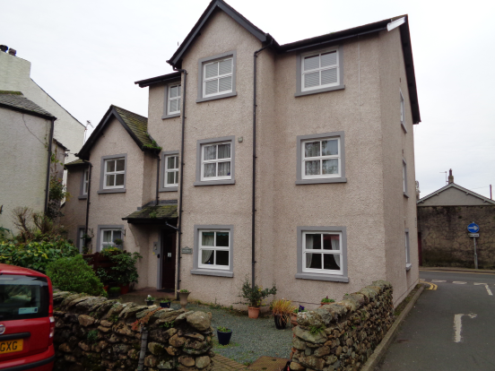 2 bed flat for sale in Wellhead, Ulverston