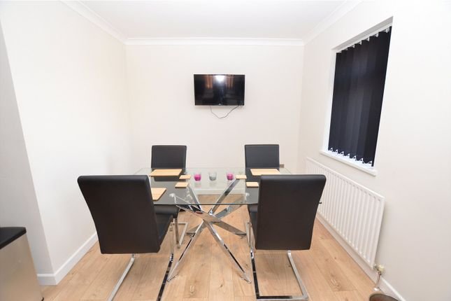 Dining Room of Templegate Road, Leeds, West Yorkshire LS15
