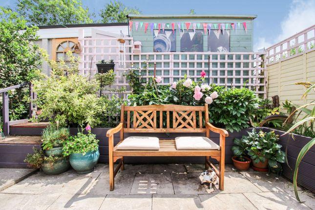 Garden of Albert Crescent, Holbrooks, Coventry CV6
