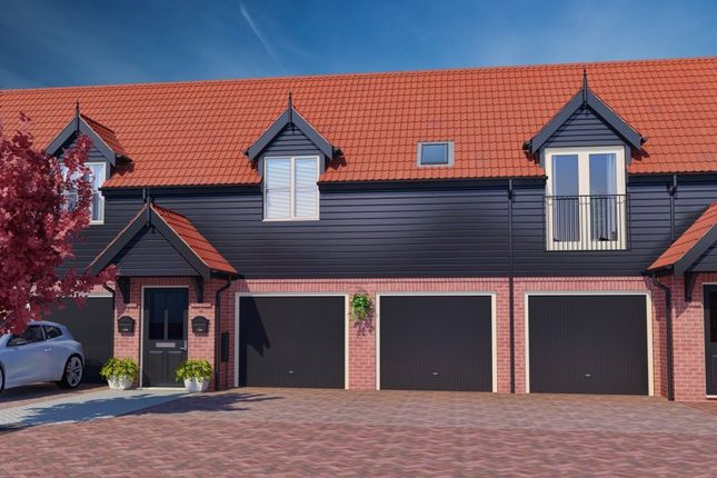 Thumbnail Flat for sale in Martham Road, Hemsby, Great Yarmouth