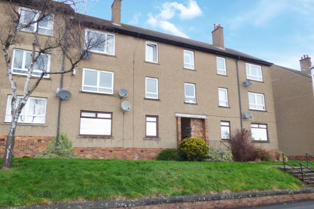 Front View of Pentland Crescent, Dundee, Angus (Forfarshire) DD2
