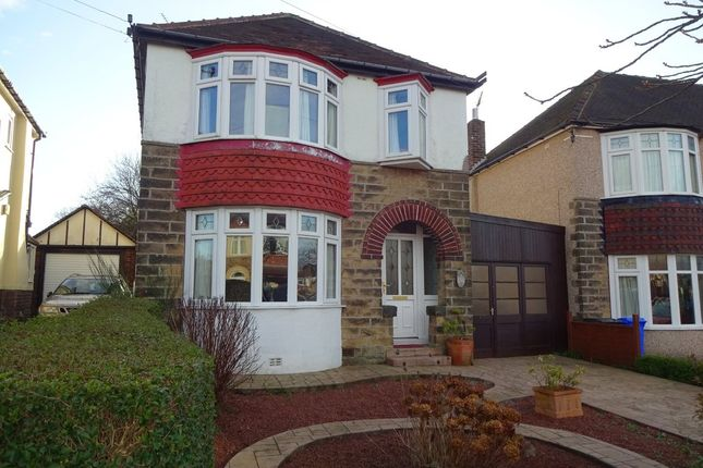 Thumbnail Detached house for sale in Norton Park Road, Sheffield