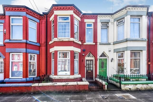 3 bed terraced house for sale in Cowper Road, Old Swan, Liverpool, Merseyside L13