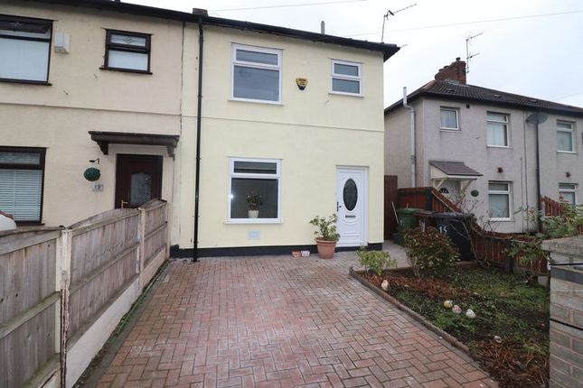 Thumbnail Terraced house to rent in Timon Avenue, Bootle