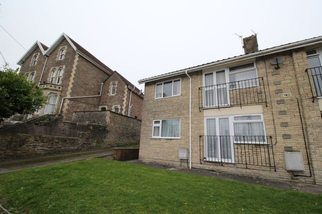 Thumbnail Flat to rent in Channel View Crescent, Portishead, Bristol