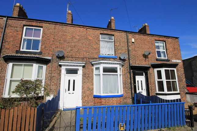 Thumbnail Terraced house to rent in Bridge Terrace, Northallerton