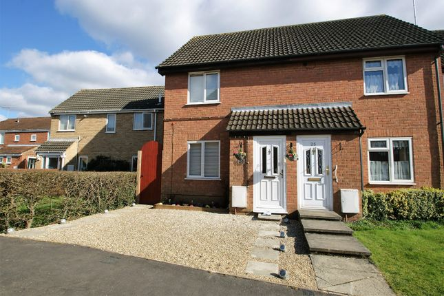 End terrace house for sale in Elmbrook Drive, Thorley, Bishop's Stortford
