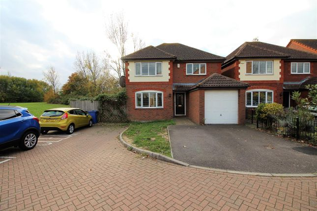 Thumbnail Detached house for sale in Medlar Drive, Brandon Groves, South Ockendon
