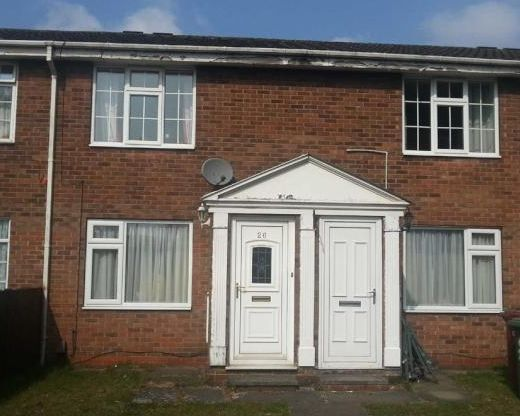 Thumbnail Flat to rent in Wilkie Close, Scunthorpe