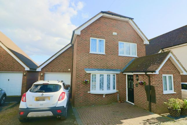 Detached house for sale in Frindsbury Hill, Rochester