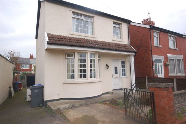 Thumbnail Detached house for sale in Beverley Grove, Blackpool