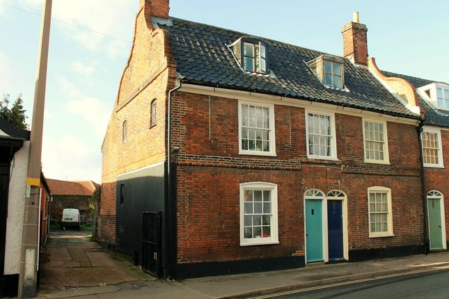 Thumbnail End terrace house to rent in Hungate, Beccles