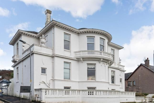 Thumbnail Flat for sale in May Street, Largs, North Ayrshire