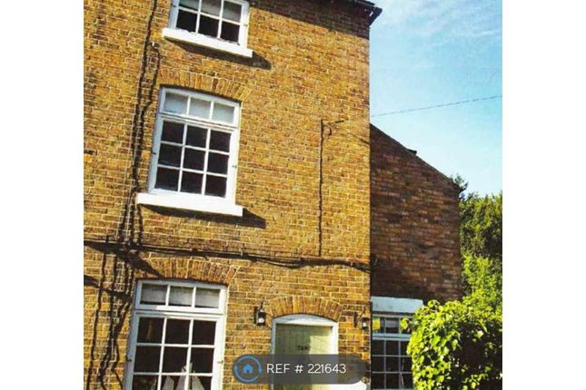 Thumbnail End terrace house to rent in New Road, Derby
