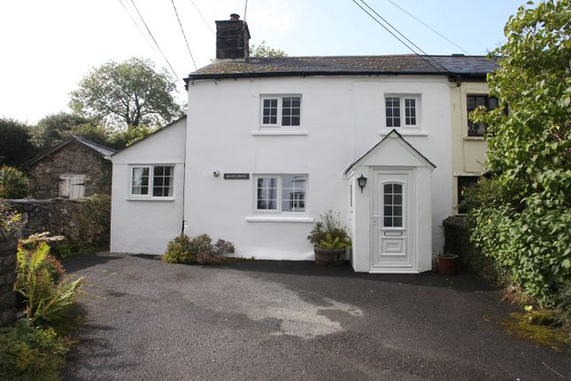 Thumbnail Cottage to rent in Brentor, Tavistock