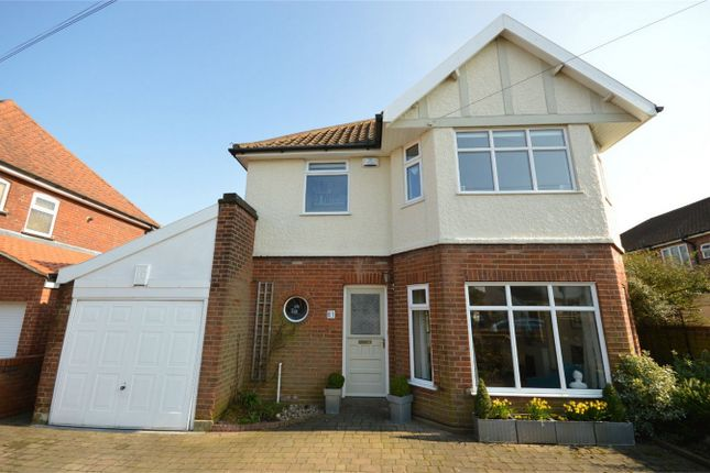 Thumbnail Detached house for sale in Trafford Road, Norwich