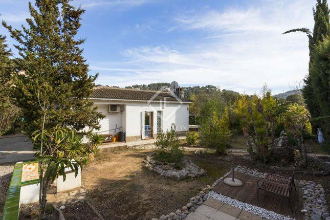Thumbnail Villa for sale in Spain, Barcelona, Sitges, Olivella / Canyelles, Sit1760