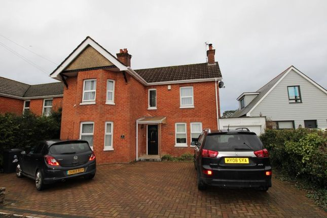 Thumbnail Detached house to rent in Victoria Road, Ferndown