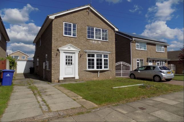 Thumbnail Detached house to rent in Goodison Boulevard, Cantley, Doncaster