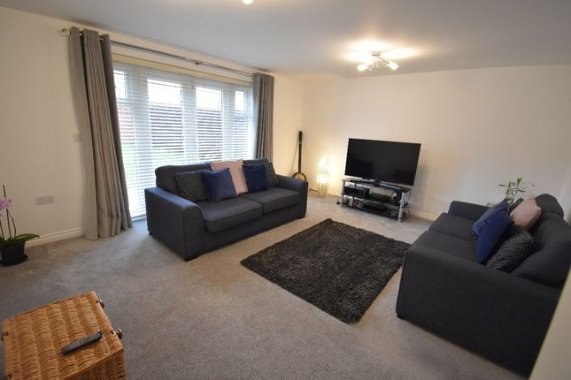 Thumbnail Semi-detached house for sale in Bickerton Close, Hamilton, Leicester
