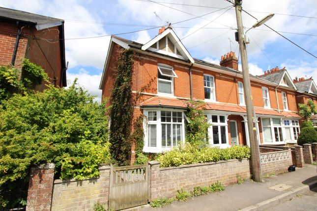 Thumbnail Semi-detached house to rent in Test Road, Whitchurch