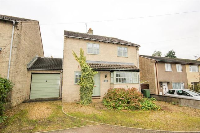 Thumbnail Detached house to rent in Hawkesbury Road, Hillesley, Wotton-Under-Edge