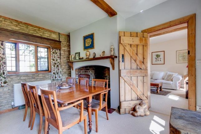 Dining Room of The Square, Maces Hill, Daglingworth, Cirencester GL7