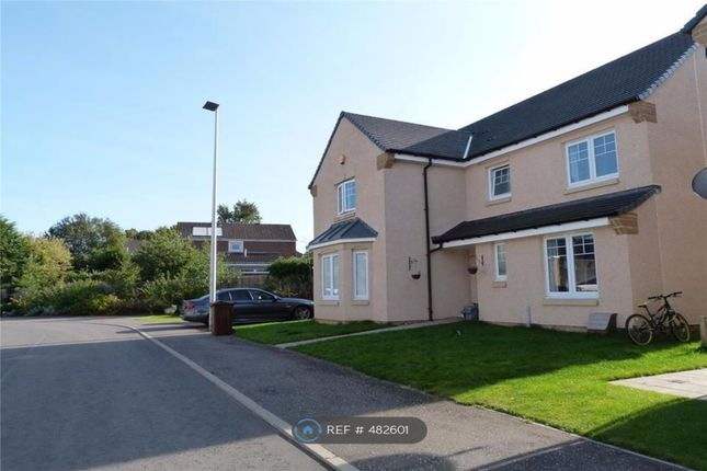 Thumbnail Detached house to rent in Wester Kippielaw Gardens, Dalkeith
