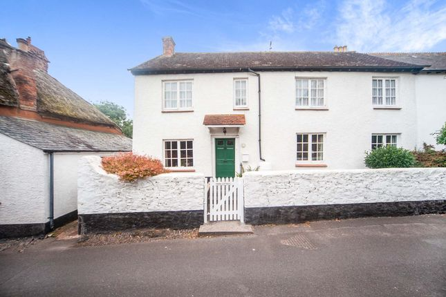 Thumbnail Cottage for sale in Church Street, Minehead