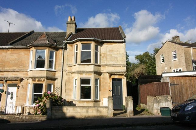 Thumbnail End terrace house to rent in Lyme Road, Bath