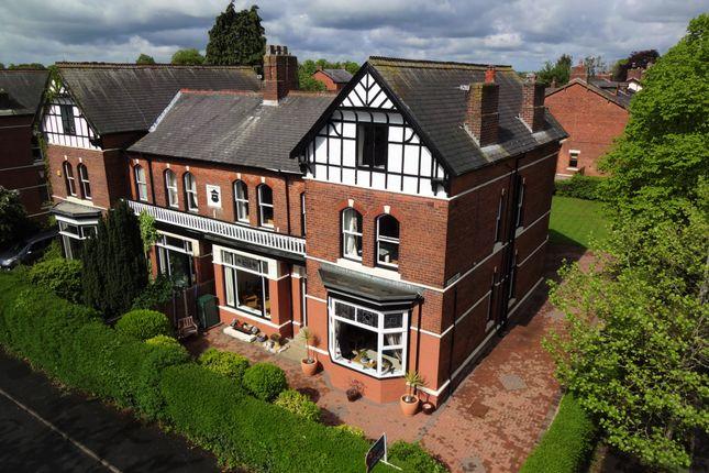 Thumbnail Semi-detached house for sale in Rose Terrace, Ashton-On-Ribble, Preston