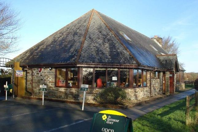Thumbnail Restaurant/cafe to let in Bickleigh, Devon