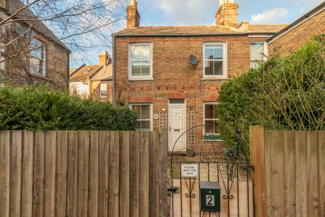Thumbnail End terrace house for sale in Clewer Fields, Windsor, Berkshire