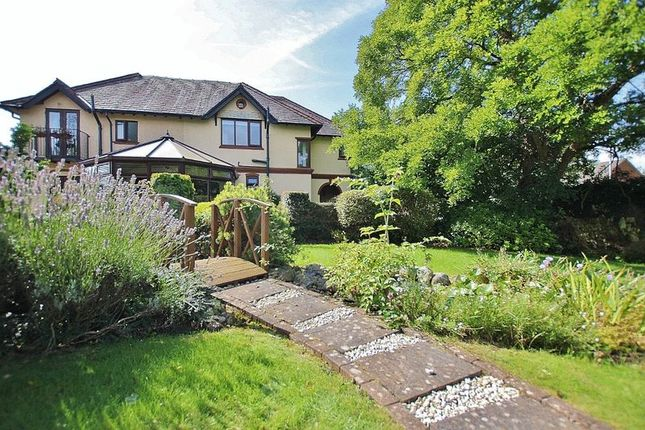 Thumbnail 4 bed detached house for sale in Brimstage Road, Heswall, Wirral