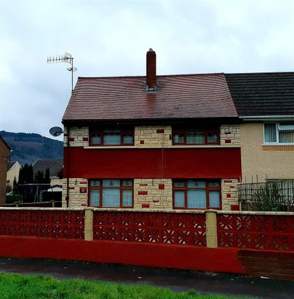 Thumbnail Semi-detached house to rent in Craig Nedd, Glynneath, Neath