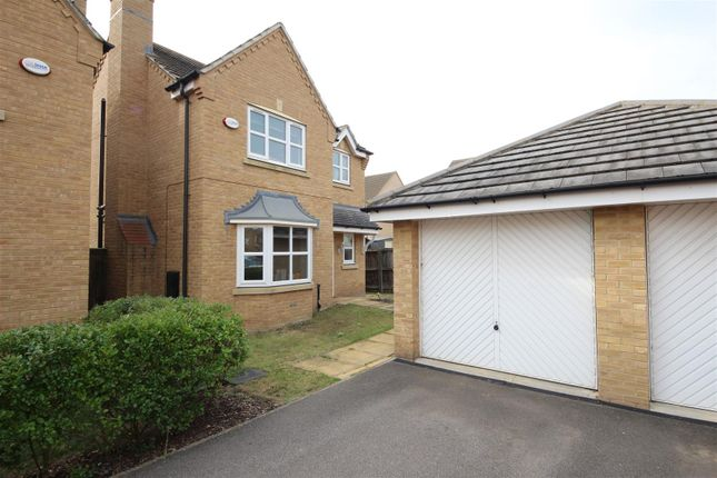 Thumbnail Detached house for sale in Hornbeam Road, Hampton Hargate, Peterborough
