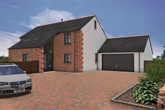 Thumbnail Detached house for sale in Oak Close, Winskill, Penrith, Cumbria