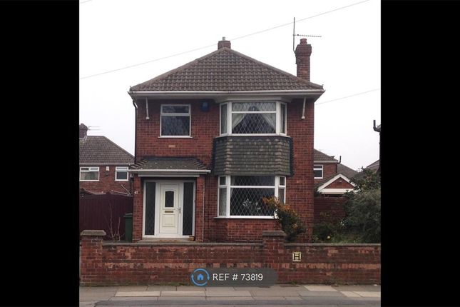 Thumbnail Detached house to rent in Littlecoates Road, Grimsby