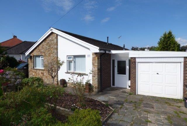 Thumbnail Detached bungalow to rent in Hatlex Drive, Hest Bank, Lancaster