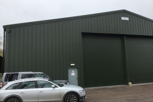 Thumbnail Warehouse to let in Meare Road, Glastonbury