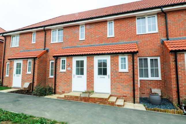Thumbnail Terraced house for sale in Central Boulevard, Aylesham, Canterbury